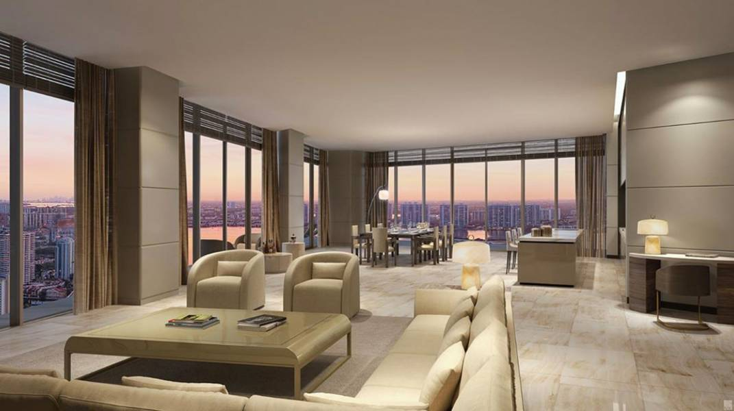 Armani/Casa - Miami Residences - Luxury Apartments For ...