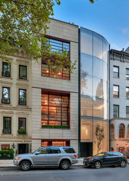 Six Bed Bulletproof Townhouse For Sale In Manhattan New York City Sphere Estates